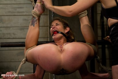 Photo number 4 from A Few Of Felony's Favorite Things shot for Whipped Ass on Kink.com. Featuring Bobbi Starr and Felony in hardcore BDSM & Fetish porn.
