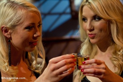 Photo number 1 from The Power Exchange shot for Whipped Ass on Kink.com. Featuring Ashley Fires and Lorelei Lee in hardcore BDSM & Fetish porn.