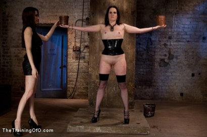 Photo number 6 from Day 3 - dolly meats<br>Princess Donna and Maitresse Madeline Take Their Turn shot for The Training Of O on Kink.com. Featuring Sophie Monroe, Princess Donna Dolore and Maitresse Madeline Marlowe in hardcore BDSM & Fetish porn.
