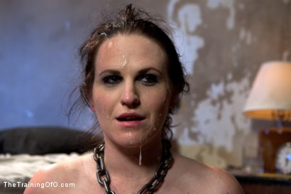 Photo number 10 from Sophie Monroe Day 5<br>Sexual Training The Hard Way shot for The Training Of O on Kink.com. Featuring Sophie Monroe and Maestro in hardcore BDSM & Fetish porn.