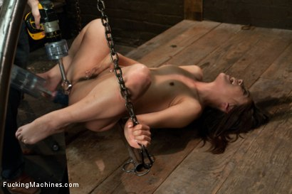Photo number 5 from Woman vs. Machine <br> Robots take on Kristina Rose shot for Fucking Machines on Kink.com. Featuring Kristina Rose in hardcore BDSM & Fetish porn.