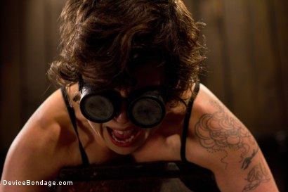 Photo number 6 from Booty is rotund - an ass to take and break shot for Device Bondage on Kink.com. Featuring Tina Horn in hardcore BDSM & Fetish porn.