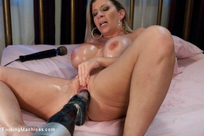 Photo number 13 from An Ass That You Want to Bury Your Face In <br> A Pussy That Swallows Cock shot for Fucking Machines on Kink.com. Featuring Sara Jay in hardcore BDSM & Fetish porn.