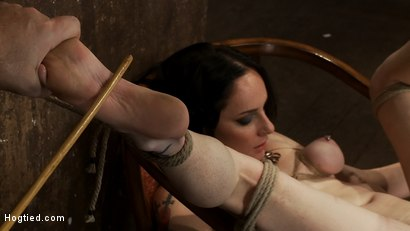 Most incredible foot caning scene ever doneYou have never seen anything like this, we promise.