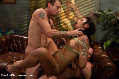 Photo number 13 from The Loan Sharks shot for Sex And Submission on Kink.com. Featuring Mr. Pete, Skin Diamond and Mark Davis in hardcore BDSM & Fetish porn.