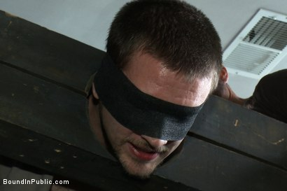 Photo number 3 from Two hairy sluts get abused in a bar full of horny strangers shot for Bound in Public on Kink.com. Featuring Christian Wilde, Kyle Derring and Adam Port in hardcore BDSM & Fetish porn.