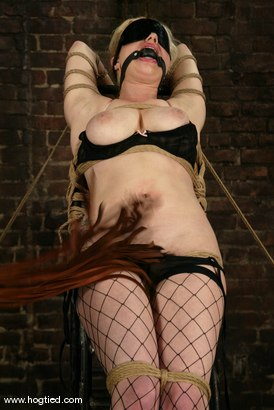 Photo number 3 from Adrianna Nicole and Torque shot for Hogtied on Kink.com. Featuring Adrianna Nicole and Torque in hardcore BDSM & Fetish porn.