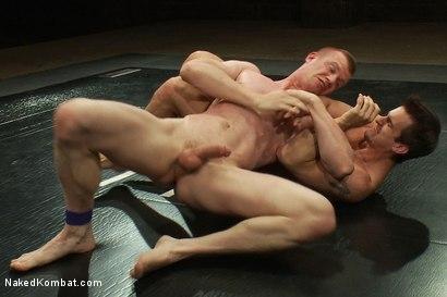 Photo number 5 from Phenix Saint vs Blake Daniels shot for Naked Kombat on Kink.com. Featuring Blake Daniels and Phenix Saint in hardcore BDSM & Fetish porn.