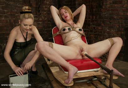 Photo number 8 from Veronika  shot for Wired Pussy on Kink.com. Featuring Veronika in hardcore BDSM & Fetish porn.