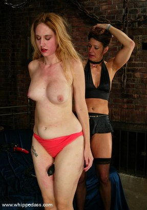 Photo number 11 from Kym Wilde and Veronika  shot for Whipped Ass on Kink.com. Featuring Kym Wilde and Veronika in hardcore BDSM & Fetish porn.