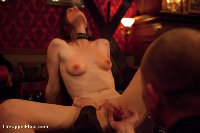 Photo number 11 from Masters' Evening shot for The Upper Floor on Kink.com. Featuring Sparky Sin Claire, Iona Grace, Sophie Monroe, Lilla Katt, Maestro Stefanos and Nicki Blue in hardcore BDSM & Fetish porn.