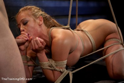 Photo number 8 from Mia Lelani<br>Exotic Porn Slut is Tortured and Fucked shot for The Training Of O on Kink.com. Featuring Mia Lelani and Maestro in hardcore BDSM & Fetish porn.