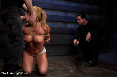 Photo number 1 from Mia Lelani<br>Exotic Porn Slut is Tortured and Fucked shot for The Training Of O on Kink.com. Featuring Mia Lelani and Maestro in hardcore BDSM & Fetish porn.