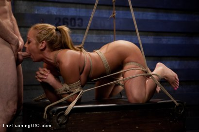Photo number 7 from Mia Lelani<br>Exotic Porn Slut is Tortured and Fucked shot for The Training Of O on Kink.com. Featuring Mia Lelani and Maestro in hardcore BDSM & Fetish porn.
