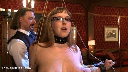 Photo number 11 from Service Day: Fidgeting shot for The Upper Floor on Kink.com. Featuring Lilla Katt and Nerine Mechanique in hardcore BDSM & Fetish porn.