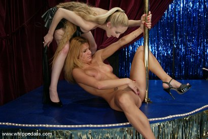 Photo number 3 from Jenni Lee and Chanta-Rose shot for Whipped Ass on Kink.com. Featuring Jenni Lee and Chanta-Rose in hardcore BDSM & Fetish porn.