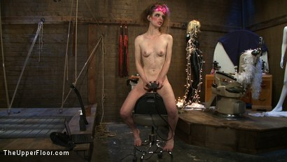 Photo number 5 from The Destruction of Sister shot for The Upper Floor on Kink.com. Featuring Lilac Wine and Sophie Monroe in hardcore BDSM & Fetish porn.