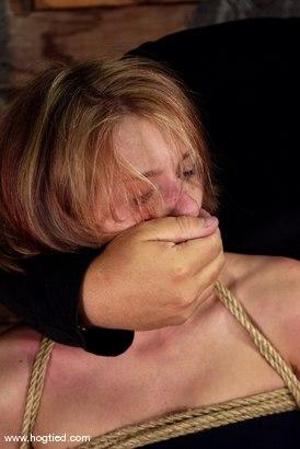 Photo number 5 from Katja shot for Hogtied on Kink.com. Featuring Katja in hardcore BDSM & Fetish porn.