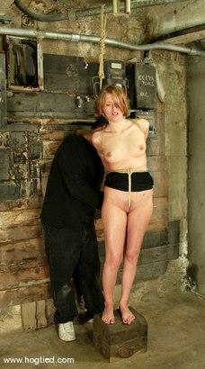 Photo number 7 from Katja shot for Hogtied on Kink.com. Featuring Katja in hardcore BDSM & Fetish porn.