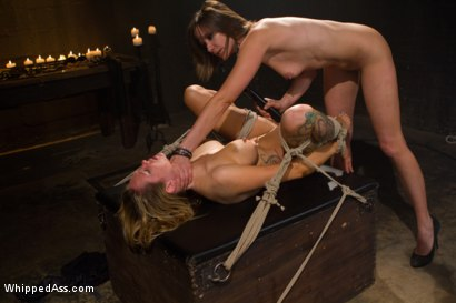 Photo number 12 from Where In The World Is Rain Degrey? shot for Whipped Ass on Kink.com. Featuring Maitresse Madeline Marlowe  and Rain DeGrey in hardcore BDSM & Fetish porn.