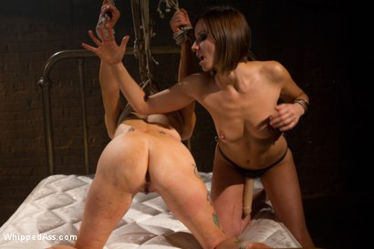 Photo number 15 from Where In The World Is Rain Degrey? shot for Whipped Ass on Kink.com. Featuring Maitresse Madeline Marlowe  and Rain DeGrey in hardcore BDSM & Fetish porn.