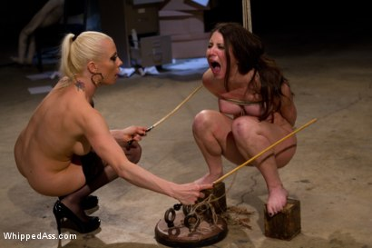 Photo number 8 from Eternal Sunshine Of The Perverted Mind shot for Whipped Ass on Kink.com. Featuring Lorelei Lee and Serena Blair in hardcore BDSM & Fetish porn.