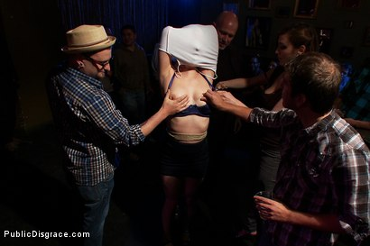 Photo number 1 from Bar Whore shot for Public Disgrace on Kink.com. Featuring Cherry Torn and Mark Davis in hardcore BDSM & Fetish porn.