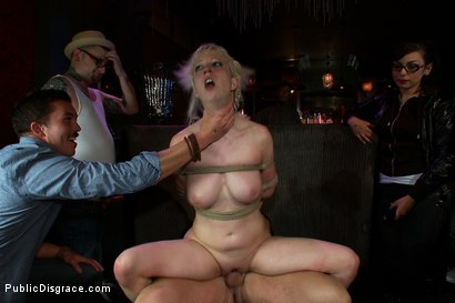 Photo number 13 from Bar Whore shot for Public Disgrace on Kink.com. Featuring Cherry Torn and Mark Davis in hardcore BDSM & Fetish porn.