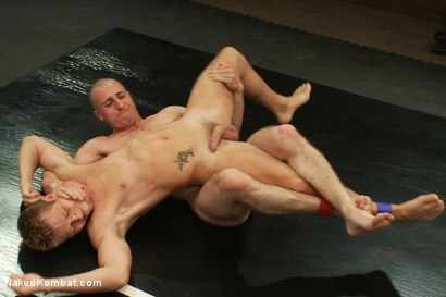 Photo number 6 from Roman Rivers vs Mike Rivers shot for Naked Kombat on Kink.com. Featuring Roman Rivers and Mike Rivers in hardcore BDSM & Fetish porn.
