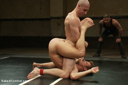 Photo number 8 from Roman Rivers vs Mike Rivers shot for Naked Kombat on Kink.com. Featuring Roman Rivers and Mike Rivers in hardcore BDSM & Fetish porn.