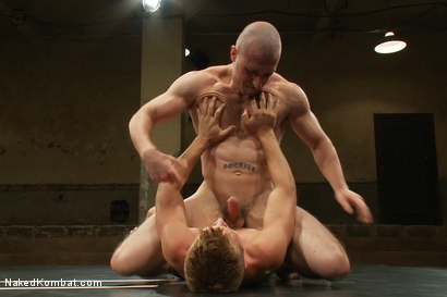 Photo number 10 from Roman Rivers vs Mike Rivers shot for Naked Kombat on Kink.com. Featuring Roman Rivers and Mike Rivers in hardcore BDSM & Fetish porn.