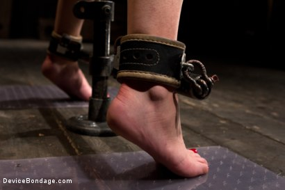Photo number 1 from This bitch needs to be fixed shot for Device Bondage on Kink.com. Featuring Hona Li in hardcore BDSM & Fetish porn.