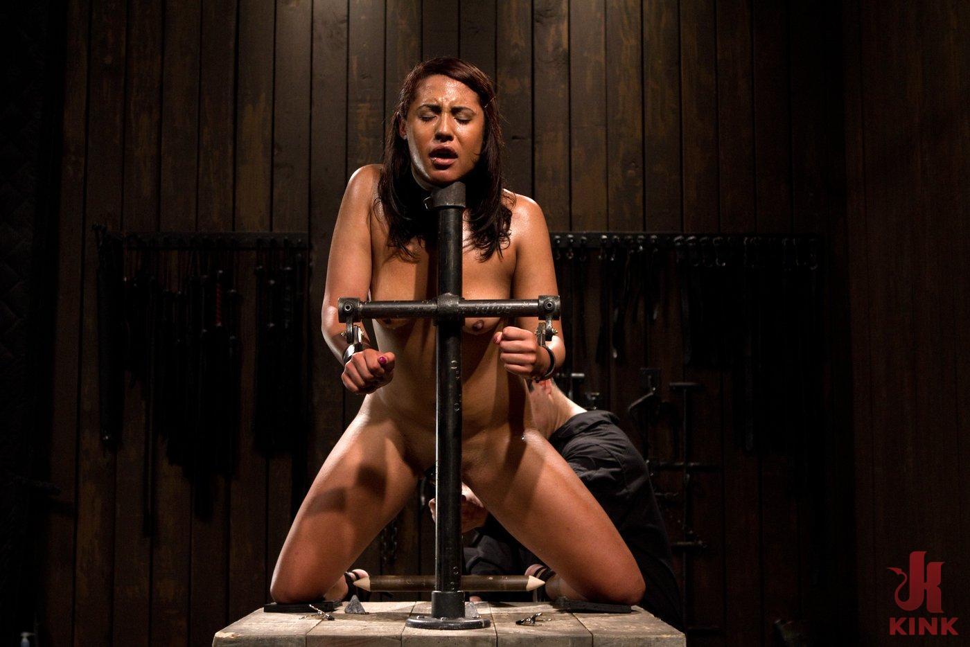 Photo number 1 from Amateur girl seeks hard bondage shot for Device Bondage on Kink.com. Featuring Eden Coxxx in hardcore BDSM & Fetish porn.