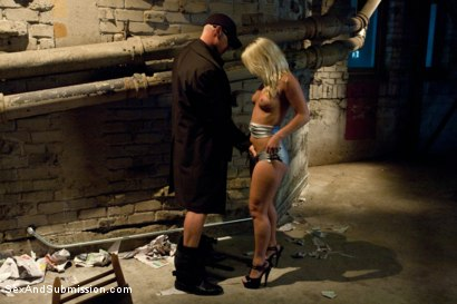 Photo number 2 from Cash for this Ass shot for Sex And Submission on Kink.com. Featuring Mark Davis and Kimmy Olsen in hardcore BDSM & Fetish porn.