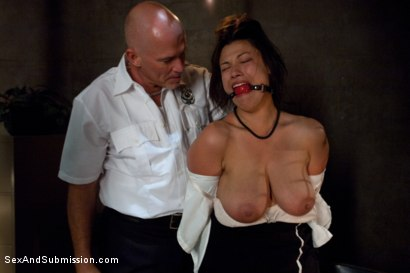 Photo number 3 from The Mule shot for Sex And Submission on Kink.com. Featuring Mark Davis and Dana Vixen in hardcore BDSM & Fetish porn.