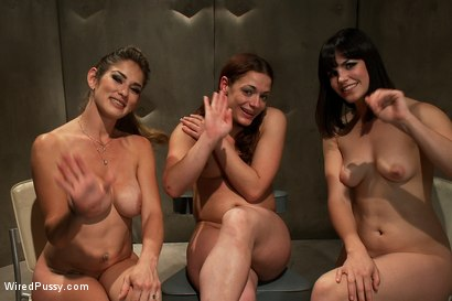 Photo number 12 from Screaming Toughgirl shot for Wired Pussy on Kink.com. Featuring Bobbi Starr, Felony and Ten in hardcore BDSM & Fetish porn.
