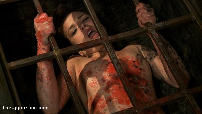 Photo number 14 from The Destruction of Juliette March shot for The Upper Floor on Kink.com. Featuring Juliette March and Sophie Monroe in hardcore BDSM & Fetish porn.