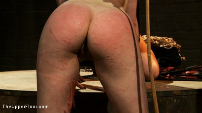 Photo number 15 from The Destruction of Juliette March shot for The Upper Floor on Kink.com. Featuring Juliette March and Sophie Monroe in hardcore BDSM & Fetish porn.