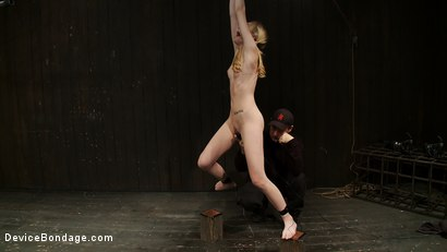 Photo number 14 from Emma Haize in the Electric Dangling Dance shot for Device Bondage on Kink.com. Featuring Emma Haize, Isis Love and Mickey Mod in hardcore BDSM & Fetish porn.
