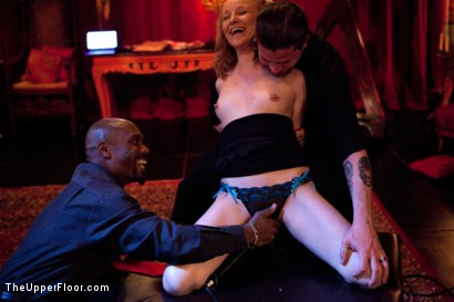 Photo number 11 from A Celebration for Jack Hammer shot for The Upper Floor on Kink.com. Featuring Sophie Monroe, Jack Hammer, Maestro Stefanos, Iona Grace, Sparky Sin Claire, Nerine Mechanique and Jessie Cox in hardcore BDSM & Fetish porn.