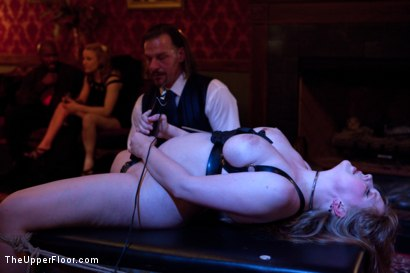 Photo number 7 from A Celebration for Jack Hammer shot for The Upper Floor on Kink.com. Featuring Sophie Monroe, Jack Hammer, Maestro Stefanos, Iona Grace, Sparky Sin Claire, Nerine Mechanique and Jessie Cox in hardcore BDSM & Fetish porn.