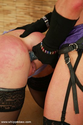 Photo number 9 from Abbey and Kym Wilde shot for Whipped Ass on Kink.com. Featuring Abbey and Kym Wilde in hardcore BDSM & Fetish porn.
