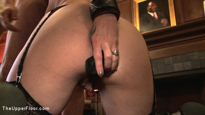 Photo number 14 from Service Day shot for The Upper Floor on Kink.com. Featuring Lilla Katt in hardcore BDSM & Fetish porn.