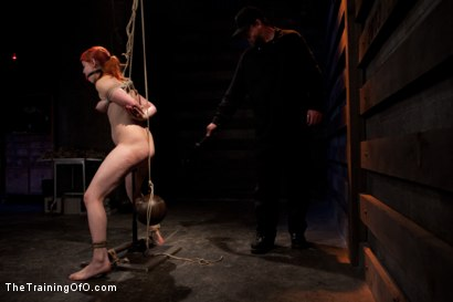 Photo number 1 from Sloane Soleil Day 4<br>Orgasm Control and Preperation for Cock shot for The Training Of O on Kink.com. Featuring Sloane Soleil in hardcore BDSM & Fetish porn.