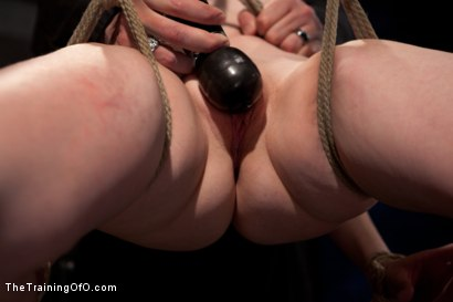 Photo number 11 from Sloane Soleil Day 4<br>Orgasm Control and Preperation for Cock shot for The Training Of O on Kink.com. Featuring Sloane Soleil in hardcore BDSM & Fetish porn.