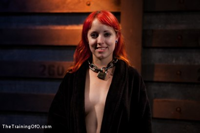 Photo number 15 from Sloane Soleil Day 4<br>Orgasm Control and Preperation for Cock shot for The Training Of O on Kink.com. Featuring Sloane Soleil in hardcore BDSM & Fetish porn.