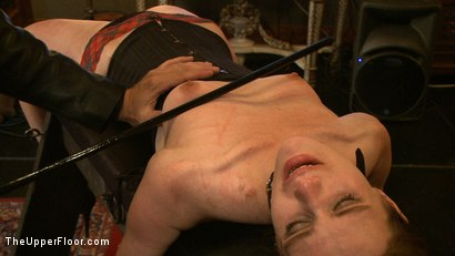 Photo number 10 from Stefanos' Brunch shot for The Upper Floor on Kink.com. Featuring Nerine Mechanique, Maestro Stefanos and Kait Snow in hardcore BDSM & Fetish porn.