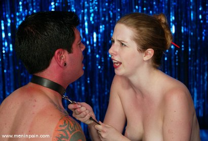 Photo number 12 from Diablo and Princess Kali shot for Men In Pain on Kink.com. Featuring Princess Kali and Daemon in hardcore BDSM & Fetish porn.
