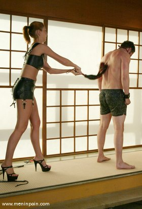 Photo number 12 from Ivy and Jarod shot for Men In Pain on Kink.com. Featuring Ivy and Jarod in hardcore BDSM & Fetish porn.