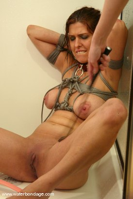 Photo number 6 from Sasha Monet shot for Water Bondage on Kink.com. Featuring Sasha Monet in hardcore BDSM & Fetish porn.